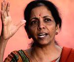 Press conference - Nirmala Sitharaman
