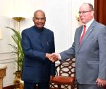 Monaco's tech companies can tie up with India: President