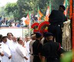 Jaitley's mortal remains reach BJP headquarters