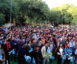 Naga students demand political solution, hold rally