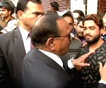 Doval visits violence-hit areas, assures security for all