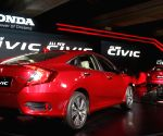HCIL launches 10th generation Civic