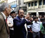 NIA officers visit Bengaluru blast site