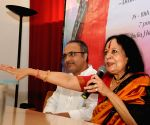 XII Jivan Pani Memorial Festival - launch - Sonal Mansingh, Shubhendra Rao