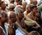 Pensioners' demonstration