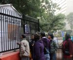 People buy tickets for Republic Day Celebrations - 2015