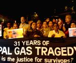 Over a month long campaign launched for Bhopal Gas Tragedy survivors