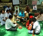 Hawan for Gajendra Singh