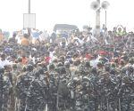 Protestors block Delhi-Noida flyway, demand justice for Aman Baisla