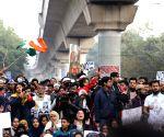 Anti-CAA stir turns to Tricolour, Anthem, Constitution themes
