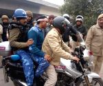 Protests in Delhi's Seelampur over CAA, police use tear gas