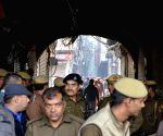 Delhi blaze among nation's worst fire tragedies