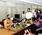 Prakash Javadekar takes charge as Environment, Forest and Climate Change Minister