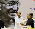 'Clean and Capable India of Gandhi's Dream' - inauguratio