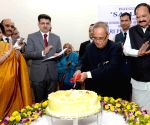 President Mukherjee's birthday celebrations