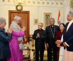 President meets Council of Bishops on eve of Christmas