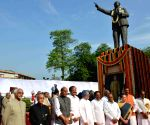 Homage Dr. B.R. Ambedkar