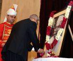 President Mukherjee pays tribute to Dr. Rajendra Prasad on his birth anniversary