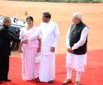 New Delhi : Sri Lankan President's visit
