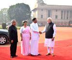Sri Lankan President's India visit