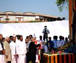 Political leaders pay homage to Dr. B.R. Ambedkar