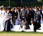 Indira Gandhi's birth anniversary