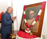 Kovind, Modi pay tributes to Netaji