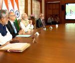Modi inaugurates historic Indo-Nepal petro pipeline