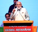 Scrapped 1,500 laws in 5 years: Modi to traders