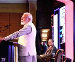Only NDA has achieved sustained high growth with low inflation: Modi