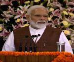 Modi elected BJP, NDA parliamentary party leader