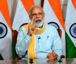 Music symbolises collective strength during crisis: PM Modi