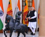 India, Sri Lanka review bilateral ties