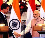 Modi-Rutte joint press conference