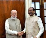 BJP's Om Birla elected LS Speaker unanimously