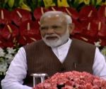 Modi elected leader of BJP and NDA parliamentary party