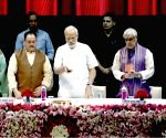 Modi lays foundation stone of National Centre for Ageing
