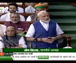 People have elected stable government: Modi