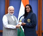 Sindhu makes India proud again: PM Modi