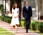 VVIP security deployed for Prince William, Kate in Pak