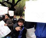 PTU students' demonstration