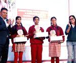 Delhi LG at a programme