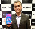 Samsung unveils Galaxy 'M30' smartphone