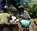 Sanitation workers back to work