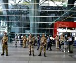 Chinese national held at IGI airport with satellite phone