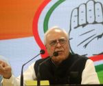 Perpetrators of Delhi riots being shielded: Congress