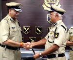 V.K. Johri takes charge as new DG of BSF