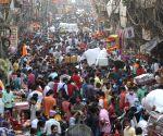 Delhi's clogged Sadar Bazar a recipe for Covid disaster