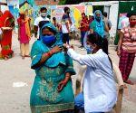 India' Covid vaccine doses cross 80 cr mark