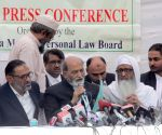 Muslim litigants support AIMPLB on Ayodhya review plea